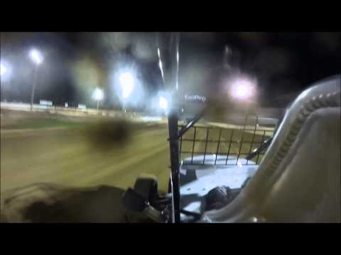 Dillon Buhr | Putnam County Speedway Feature Win | 3-28-15