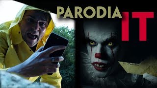 IT - PARODIA(Official Parody) - iPantellas