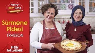 Trabzon Sürmene Yağlı Pidesi - Semen Öner  - Yemek Tarifleri