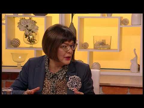 Maja Gojkovic - Dobro jutro Srbijo - (TV Happy 02.11.2017)