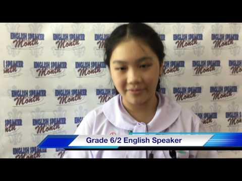 ENGLISH SPEAKERS - February 2017