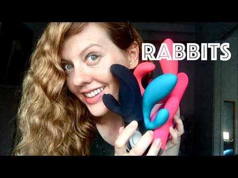 My Top 5 Rabbit Vibrators