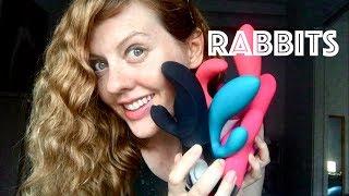 My Top 5 Rabbit Vibrators - Venus O'Hara Sex Toy Tester