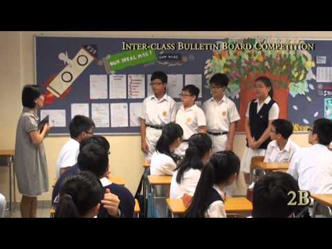 20121017 Inter-class Bulletin Board Competition (F.2)