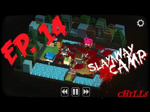 """Slayaway Camp Ep. 14 """"SC2 NC-17 & SC2.5 Deleted Scenes!!"""" Early Access PC Gameplay Horror Bloody"""