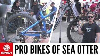 Pro Bikes Of Sea Otter | GMBN At Sea Otter