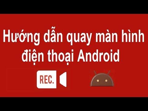 Cách quay màn hình điện thoại Android| Quay màn hình Live Bigo