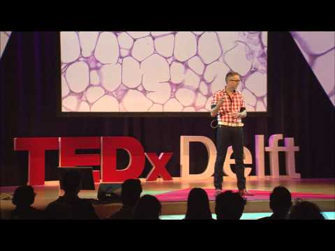 Losing weight the 'cool way' | Patrick Rensen | TEDxDelft