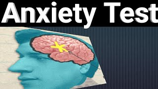 Do You have Anxiety? Anxiety Test on YouTube. अपना anxiety score जानो मेरे साथ। | 8 Questions Test |