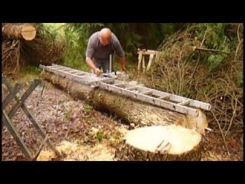 Alaskan Mill First Cut