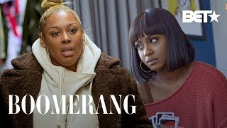 See 90s Style Transformed To Today's Drip For 'Boomerang' Series | Boomerang