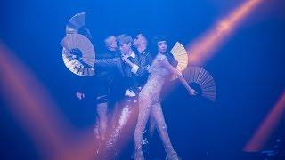 2016-05-21 蔡依林(Jolin Tsai) -《特務J》feat. 李宇春(Chris Lee) Live@2016 PLAY 世界巡迴演唱會上海安可場