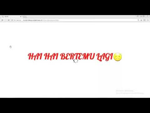 Cara Upload Full Cover Lampiran Penulisan Ilmiah Universitas Gunadarma