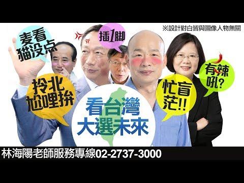 林海陽 看台灣2020大選未來 20190814