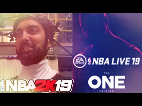 NBA 2K19 & NBA Live 19 News - ATM Hinted To Return In NBA 2K19!! & New NBA LIVE 19 The One News!!