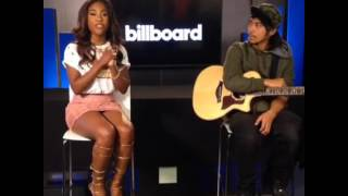 Sevyn Streeter on Billboard LIVE