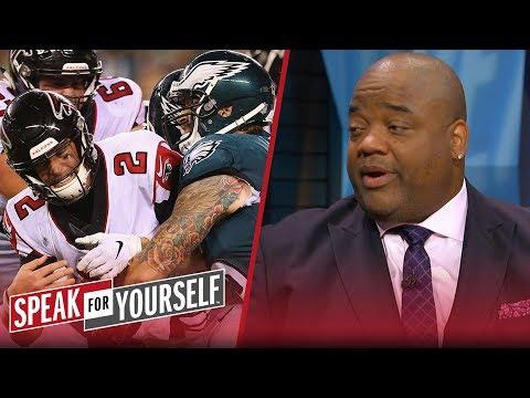 Jason Whitlock On Matt Ryan And Whether Dak Or Cam Is A Better Leader | NFL | SPEAK FOR YOURSELF