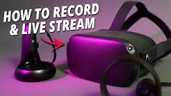 How To Record & Stream Oculus Quest Gameplay Wirelessly With OBS Using ADB (+ Tips & Tricks)