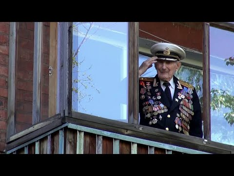 Россия отметила 75-летие Великой Победы.