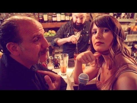Inconvenient s wRisa: Speakeasy Cocktails with Nick Sandow  HelloGiggles