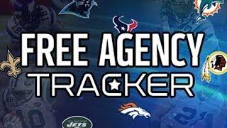 2014 NFL Free Agency Rumors: Greg Hardy, Jimmy Graham, Dennis Pitta, Jeremy Maclin , & MORE
