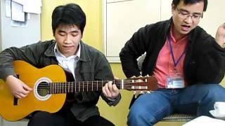 Một cõi đi về by Tien Dung, guitar by Do Binh