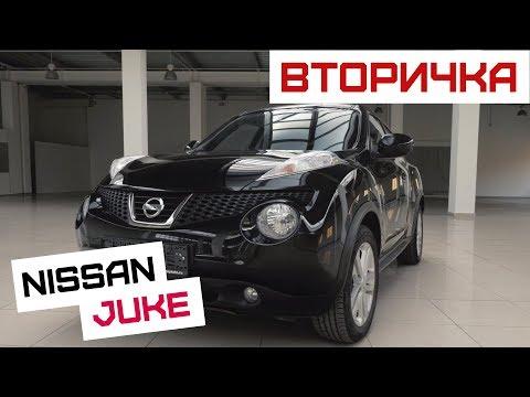 Nissan Juke на Вторичном рынке. Цена, достоинства и недостатки