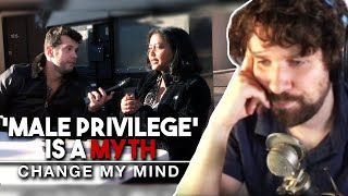 "Destiny reviews ""Male Privilege is a Myth"" by Steven Crowder"