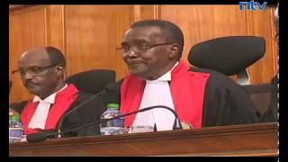 Five judge Supreme Court bench to determine governor Mutua's fate