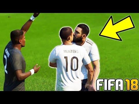 FIFA 18 - FAILS & Funny Random Moments (Glitches, Bugs & Goals) Compilation #1