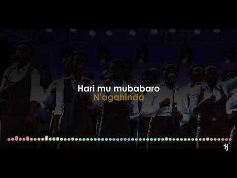 NTIWIGEZE UDUTERERANA By LA SOURCE Choir/ ADEPR Mbugangari(Official Video Lyrics)