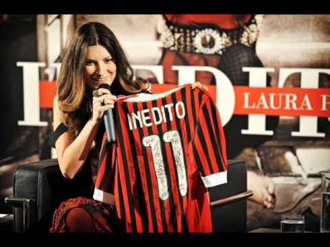 Laura Pausini - AC Milan