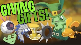 ANIMAL JAM LEPRECHAUN!