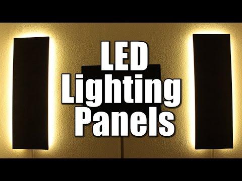 Make your own LED Lighting Panels