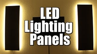 Make Your Own Led Lighting Panels
