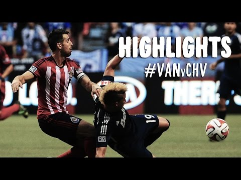 HIGHLIGHTS: Vancouver Whitecaps FC vs Chivas USA | July 12, 2014