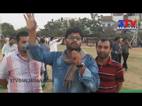 లంబాడీ శంఖరావానికి సరూర్ నగర్ స్టేడియంలో ఏర్పాట్లు పూర్తి..Chalo Hyderabad || 3TV BANJARAA LIVE