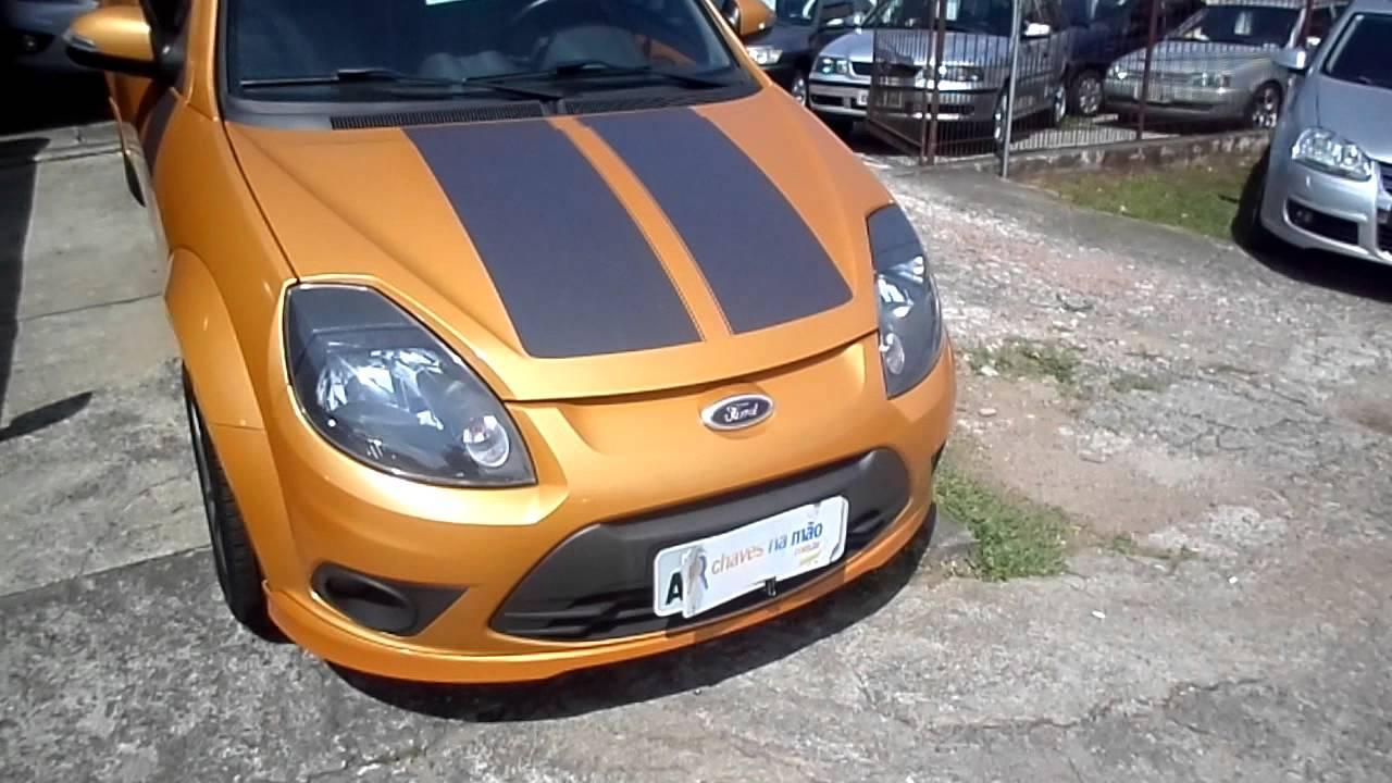Ford Ka   Mpi Sport V P Carros Usados E Seminovos Sian Automoveis