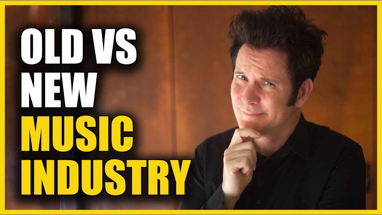 The Old Music Industry Vs The New Music Industry Youtube