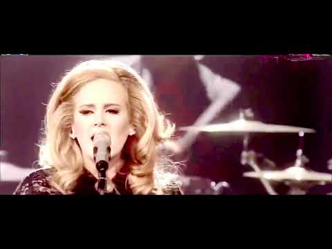 Adele feat. Modern Talking - Set fire to the rain (Brother Louie Sound) Remix