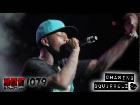 Travis Porter at Hot 107.9 Birthday Bash 16 - Bring It Back