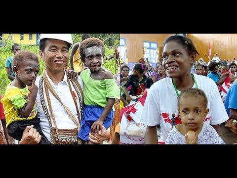 download Bikin Merinding & Haru, Kesaksian Rakyat Papua Tentang Presiden Jokowi