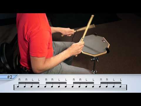 Drumming Warm-Up (Advanced)