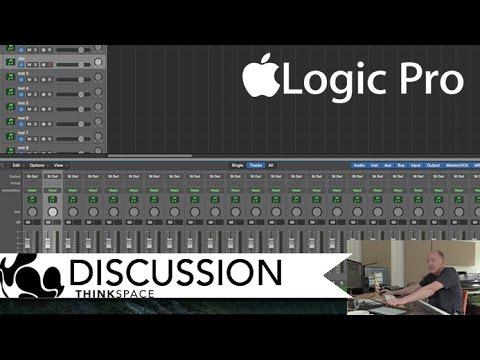 Let's talk about Logic Pro