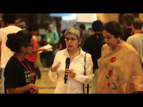 Kiran Kher &  Sabiha Suman I Filmmakers Speaks I MFF 2013