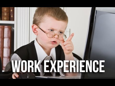 How to Find Work Experience/Internships