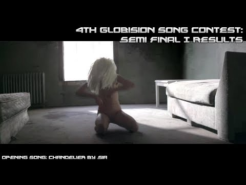 4th Globision Song Contest: Semi Final I Results