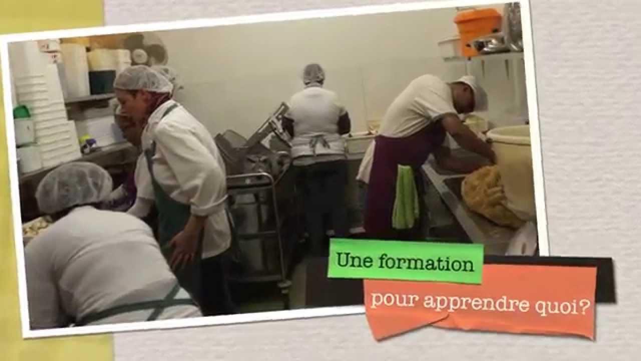 Formation Eft Commis De Cuisine Youtube