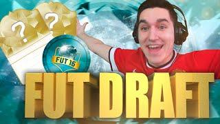 FIFA 16 | FUT DRAFT | ЛЕГЕНДАРНЫЙ ВЫПУСК