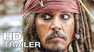 Пираты Карибского Моря 5 — Русский трейлер #3 (2017) [HD] | Лучшая Фантастика (16+) | Кино Трейлеры